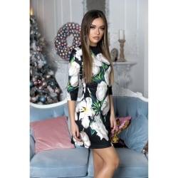 Festklänning Bella L MultiColor L