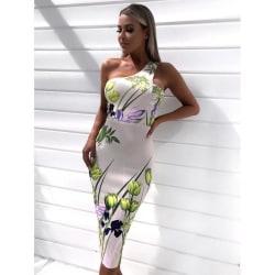 Festklänning Carina M MultiColor M