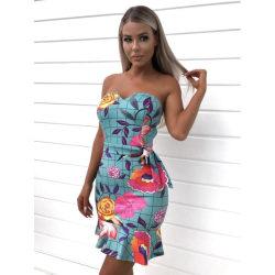 Festklänning Fiamma L MultiColor L