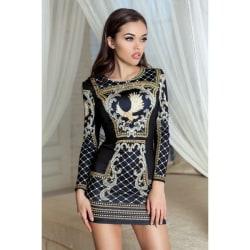 Festklänning Jenah L MultiColor L