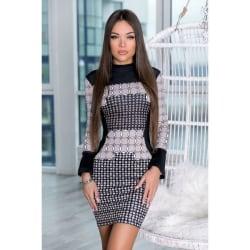 Festklänning Noemi L MultiColor L