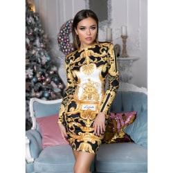 Festklänning Ornella M MultiColor M