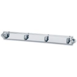 Handdukshängare Bårebo 124 -5MN SB Silver