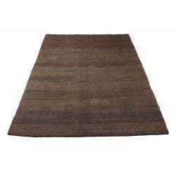 Handknuten Persisk matta Gabbeh Shiraz Ull Brun 176x237cm Brun