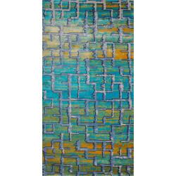 Pierre Cardin Diamond 2781A Creme/Blå Blå
