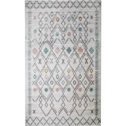 Pierre Cardin Matta Diamond 2087A Creme/Grå White 80x150