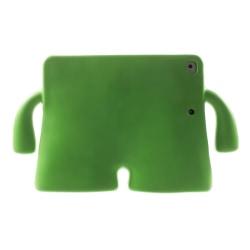 3D Cartoon skal för iPad Air 2 - Grön