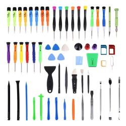 60 delars verktygsskit för mobilreperationer