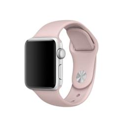 Armband för Apple Watch 5-4 40mm & 3-2-1 38mm - Beige