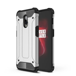 Armor Guard Skal för OnePlus 6T - Silver