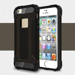 Armor skyddsskal för iPhone 5/5S och SE - Svart