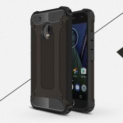 Armor skyddsskal för Motorola Moto G5 Plus - svart