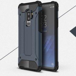 Armor skyddsskal för Samsung Galaxy S9 Plus - Mörkblå