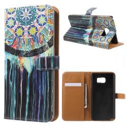 Drömfångare i vattenfärg - Plånboksfodral till Galaxy Note 5