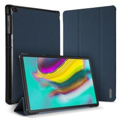 "DUX DUCIS Tri-fold Fodral för Galaxy Tab S5e 10.5"" - Blå"