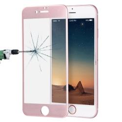 ENKAY 9H härdat glas, helskydd för iPhone 7 (roséguld)