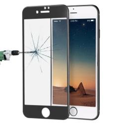 ENKAY 9H härdat glas, helskydd för iPhone 7 (svart)