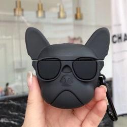 Fodral för Apple AirPods Pro - Puppy Svart