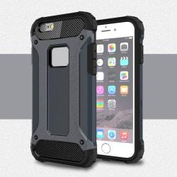 Hybrid skyddsskal för iPhone 6/6S - mörkblå