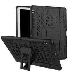 Hybridskal till Huawei MediaPad T3 10 - Svart