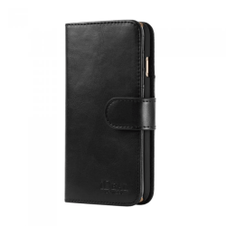 IDEAL MAGNET WALLET  Plånboksfodral iPhone 7 Plus, svart
