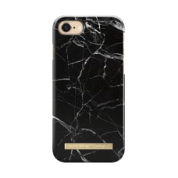 iDeal of Sweden iPhone 7 - Black Marble