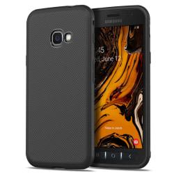 Jazz Series Skal för Samsung Galaxy Xcover 4 & 4S - Svart