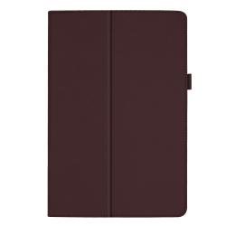 """Litchi Fodral för Samsung Galaxy Tab A 10.1"""" 2019 - Brun"""