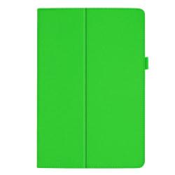 """Litchi Fodral för Samsung Galaxy Tab A 10.1"""" 2019 - Grön"""
