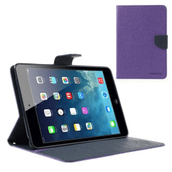 Mercury Fancy Diary iPad Mini fordral, Lila