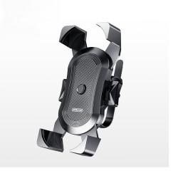 Mobilhållare för Cykel & MC - Svart