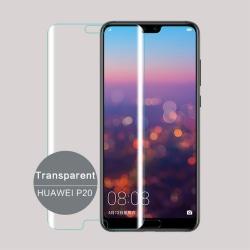 MOFI 3D Heltäckande Skärmskydd för Huawei P20 - Transparent