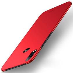 MOFI Shield Skal för Motorola One Vision - Röd