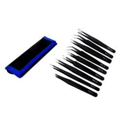 Pincett kit i metall / JF-8142