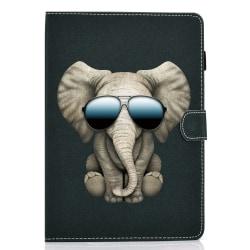 "Plånboksfodral för Galaxy Tab A 10.1"" 2019 - Elefant"