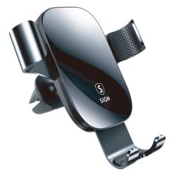 SiGN Bilhållare för Smartphones med 360° Rotation - Svart