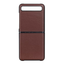 Skal för Samsung Galaxy Z Flip - Brun