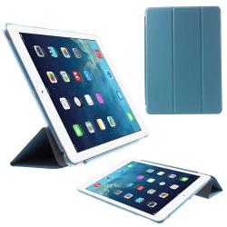 Slim Tri-fold fodral till iPad Air, ljusblå