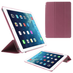 Slim Tri-fold fodral till iPad Air, Mörkrosa