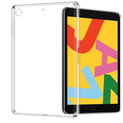 "TPU Skal för iPad 10.2"" 2019 - Transparent"