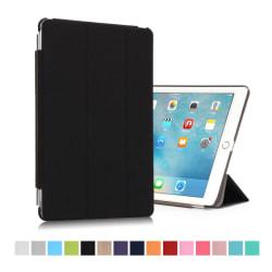 Tri-Fold Cover till iPad Pro 9.7 tum med hårt skal, Svart