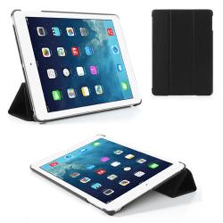 Tri-fold fodral till iPad Air, Svart