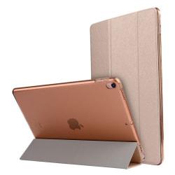 Tri-fold fodral till iPad Pro 10.5 - Guld