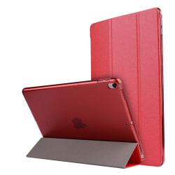 Tri-fold fodral till iPad Pro 10.5 - Röd