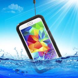 Vattentätt fodral till Samsung Galaxy S5, Svart