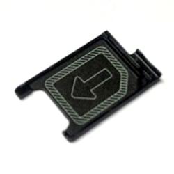 Xperia Z3/Z3/Z5 Compact Simkortshållare, svart