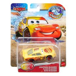 Disney Cars Colour Change  McQueen