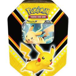 Pokemon Pikachu V Tin Box