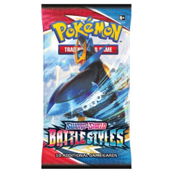 Pokemon Sword & Shield Battle Styles Booster