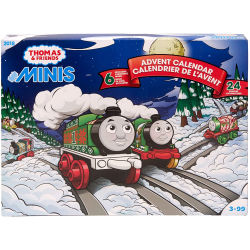 Thomas & Friends Fisher-Price MINIS Advent Calendar 2019